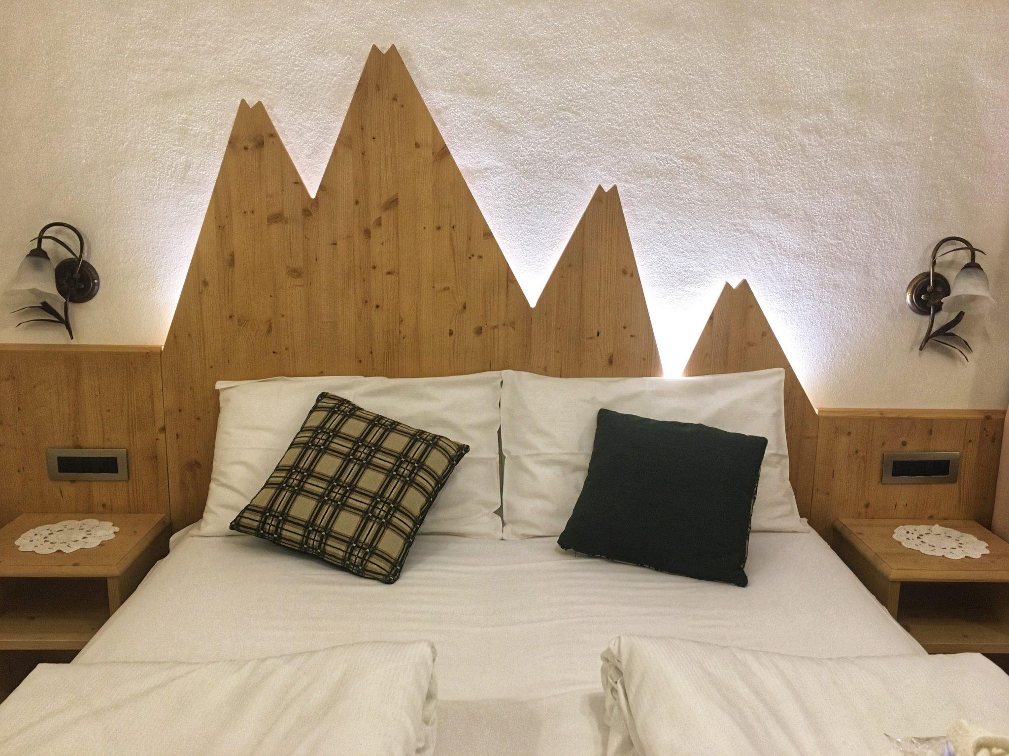 hotel Bertoldi camera comfort