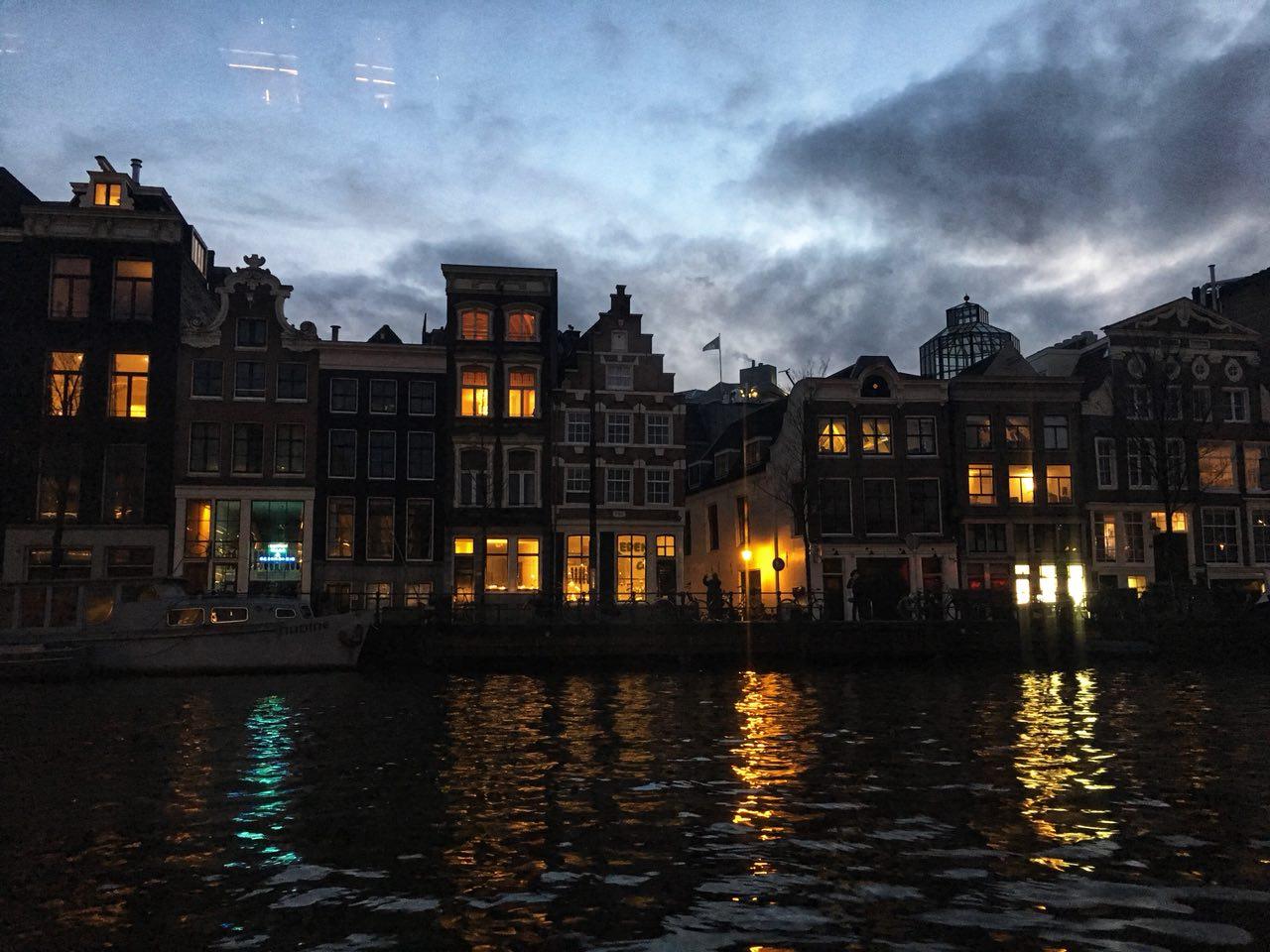 Amsterdam low cost - giro dei canali