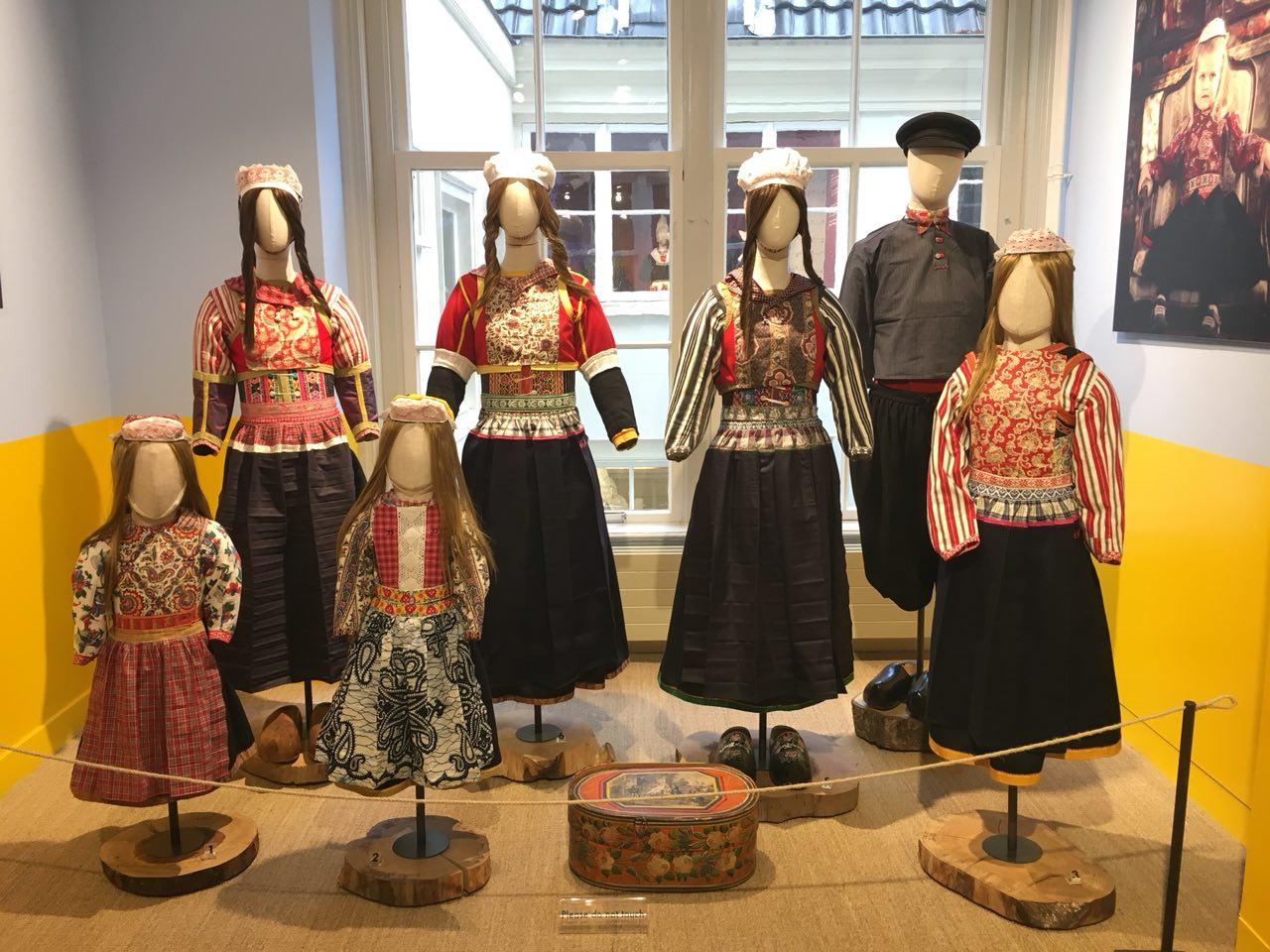 Amsterdam low cost - museo del costume