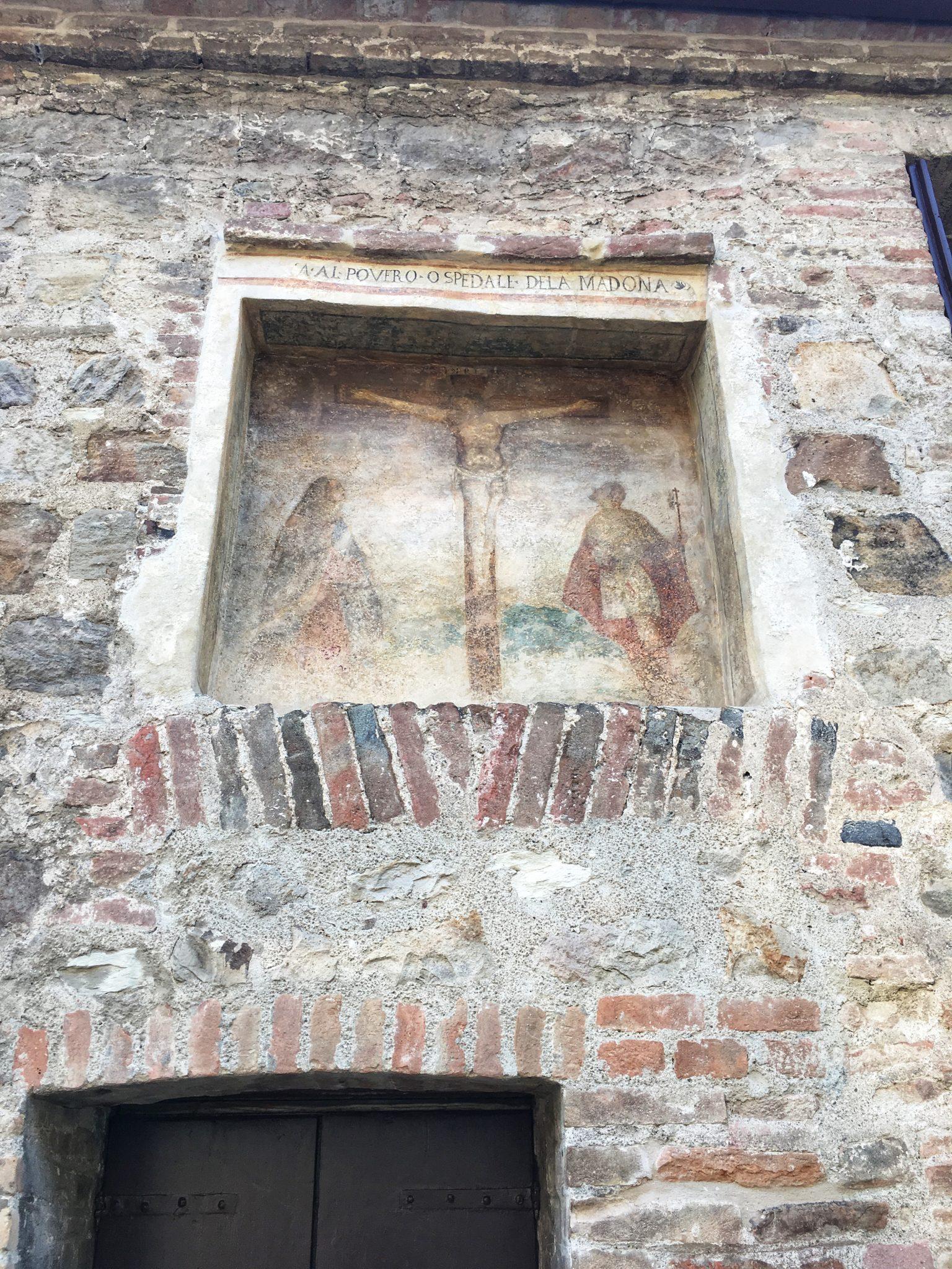 affresco Arqua Petrarca
