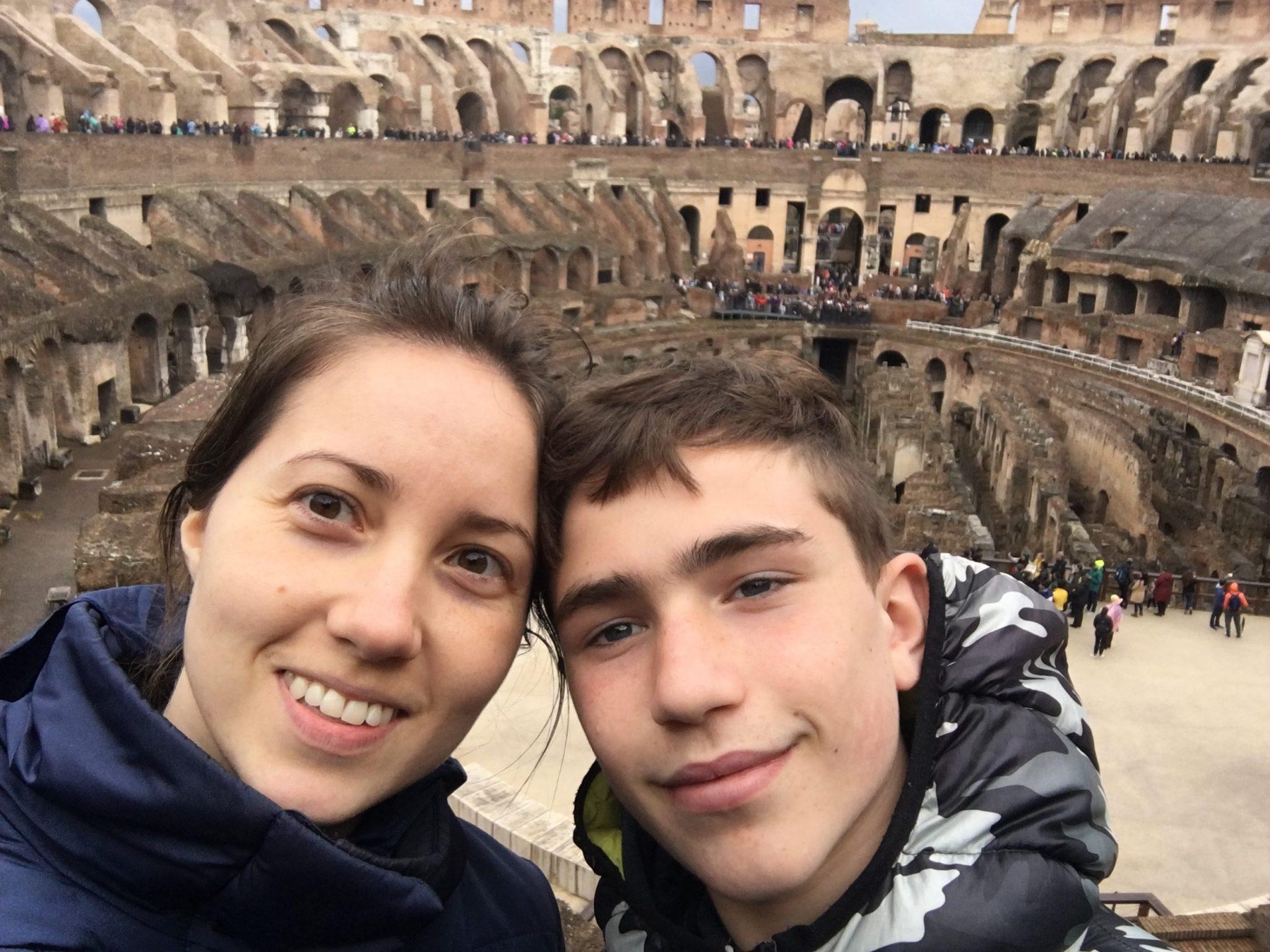 itinerario alla scoperta di roma antica