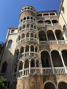 itinerario non turistico a venezia