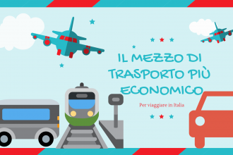 come scegliere il mezzo di trasporto più economico