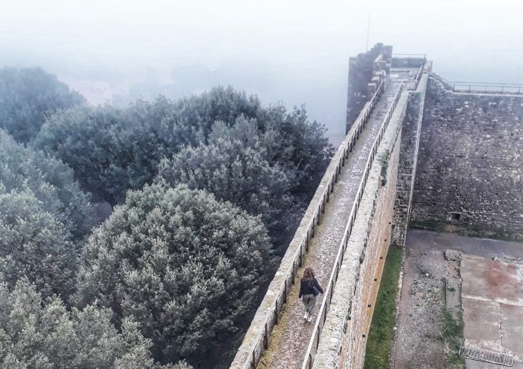 itinerario weekend val d'orcia