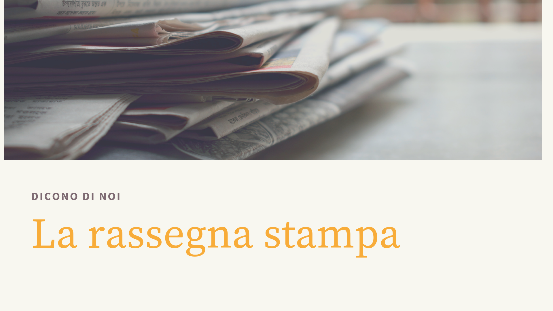 rassegna stampa del blog pananna blog di viaggi