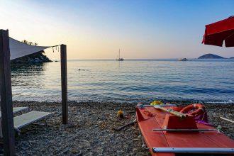 migliori spiagge sull'isola d'elba