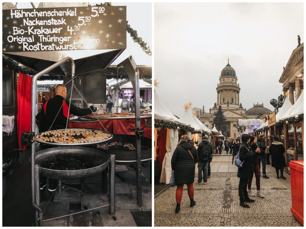 mercatini di natale a gendarmenplatz berlino