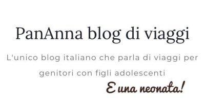 PanAnna blog di viaggi