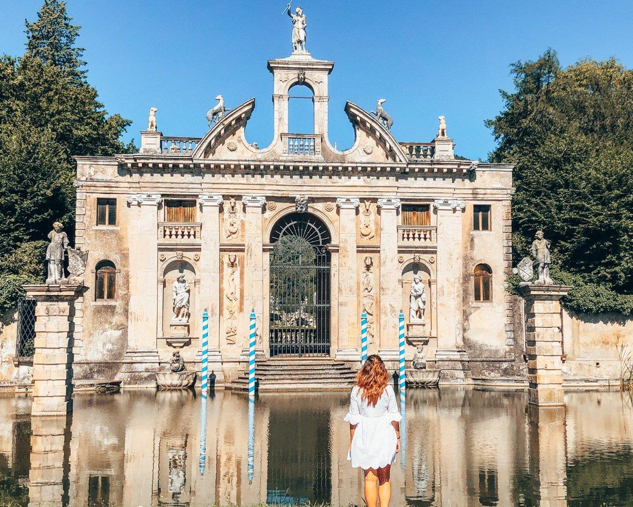 Il giardino monumentale di Valsanzibio, la perla dei colli Euganei - PanAnna blog di viaggi