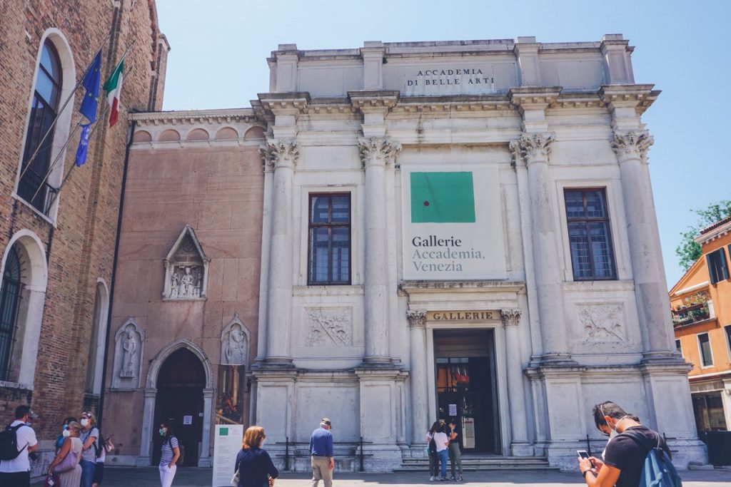 gallerie dell'accademia musei a venezia