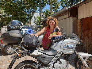 itinerario in moto in italia