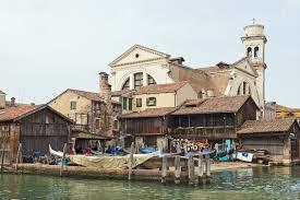 rimessa barche a venezia