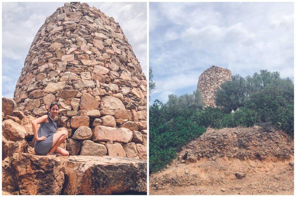 nuraghe in sardegna antica costruzione in pietra